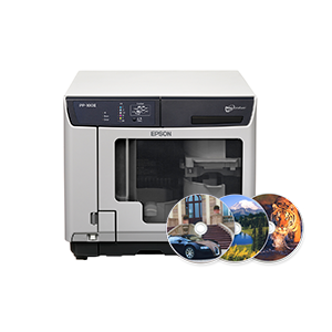 Epson DiscProducer - Disc Publishers & Autoprinters CD/DVD/BluRay