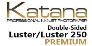 Double-Sided Premium Luster/Luster 250