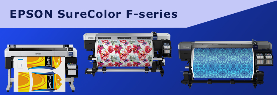 Epson F-series Sublimation printer F6200 F7200 F9300