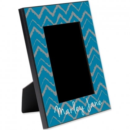 MDF Gloss White Picture Frame (for 5