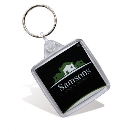 ADV Square Key Fob 38 x 38 mm insert (box-500)