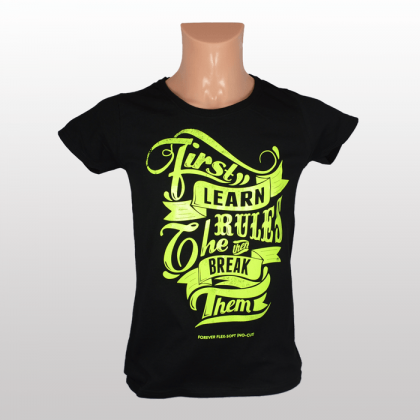FOREVER Flex Soft (No-Cut) Neon Yellow A3