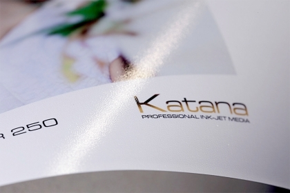 Katana Premium Double-Sided Luster/Luster 250
