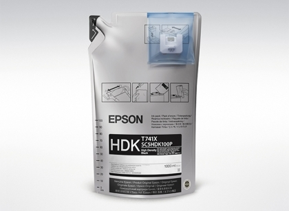 HD Black ink for Epson SureColor F6200/F7200/F9200