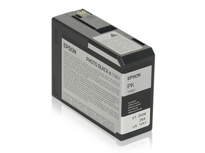 Photo Black ink for SP3880 - T5801