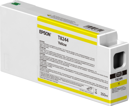 Yellow T824400 UltraChrome HDX/HD 350ml