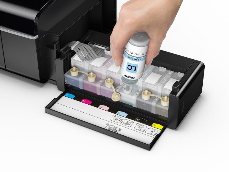 Epson L805 фотопринтер