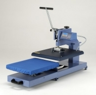 Transmatic manual press, plate 50x40 - TS-2M - with  ''drawer''