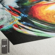 "Art Canvas Smooth - Roll 24"" x 12 m"