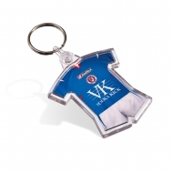 ADV Sports Key Fob - with Clear Connector and Ring (insert size 48 x 53 mm) (box-500)