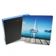 "Adventa QuickPro ArtWrap 8 x 12"" complete with backboard"
