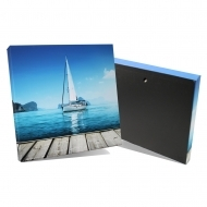 "Adventa QuickPro ArtWrap 12 x 12"" complete with backboard"