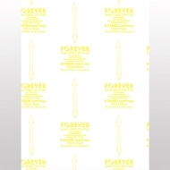 FOREVER Laser-Dark (No-Cut) B-Paper Low Temp А4XL, sheet