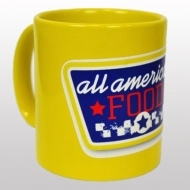 FOREVER Standard Mug, YELLOW for Laser printing