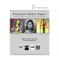 Hahnemuehle Digital FineArt - Printed Sample Book А5