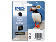 Matt black ink - Epson SC-P400 - T3248