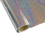 Forever Hot Stamping Foil SOHP65 Bubbles silver