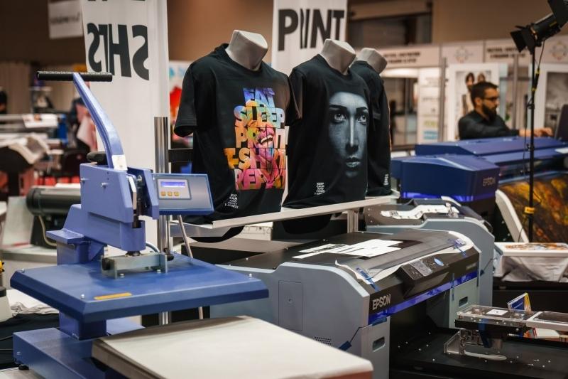 FACTOR BG at COPIS'2018 - photo-printers Epson L805, L810, L850