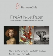 Hahnemuehle Sample Pack Matt FineArt Smooth A4