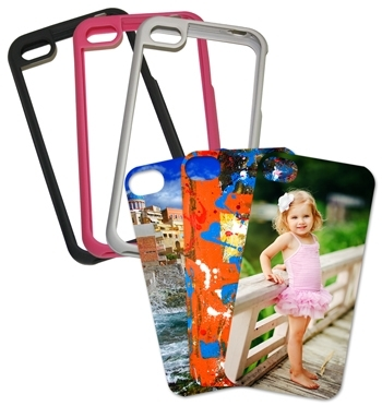 Д1 CASE iPHONE4 2-PC PINK