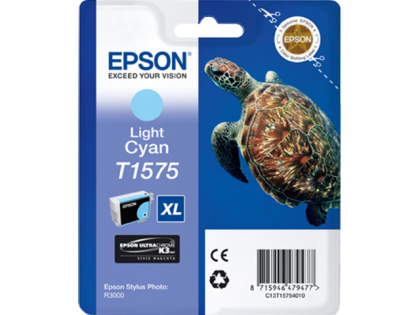Light CYAN мастило за Epson R3000 - T1575