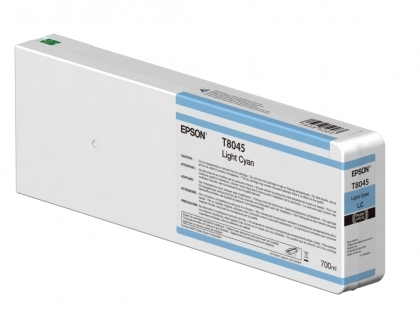 Light Cyan T804500 UltraChrome HDX/HD 700ml