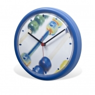 ADV Wall Clock - Blue