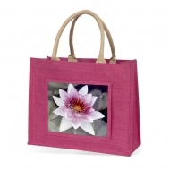 ADV Adventa Jute Bags - Large (Pink) (box-12)
