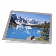 ADV Glass Place Mat - Silver (box-20)