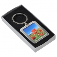 ADV Photo Metal Passport Key Fob (box-100)