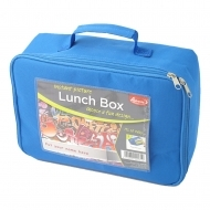 "ADV Photo Lunch Box - 6 x 8"" - Blue (box-25)"