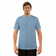 VAPOR Basic Short Sleeve Blizzard Blue - pack 6 pcs