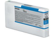 Cyan ink for Epson Stylos Pro 4900 - T6532