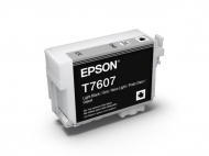 Light Black ink - Epson SC-P600 - T7607