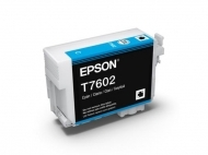 CYAN ink - Epson SC-P600 - T7602