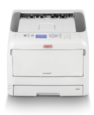 OKI Pro8432WT - A3 LED printer with white toner