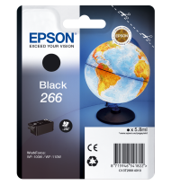 Singlepack Black 266 ink cartridge