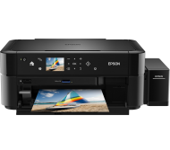 EPSON L850 ink-jet photo-printer/scanner/copier